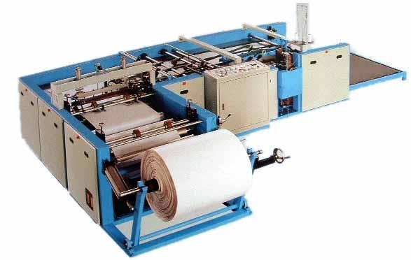 PP/PE woven bag automatic cutting and sewing machine
