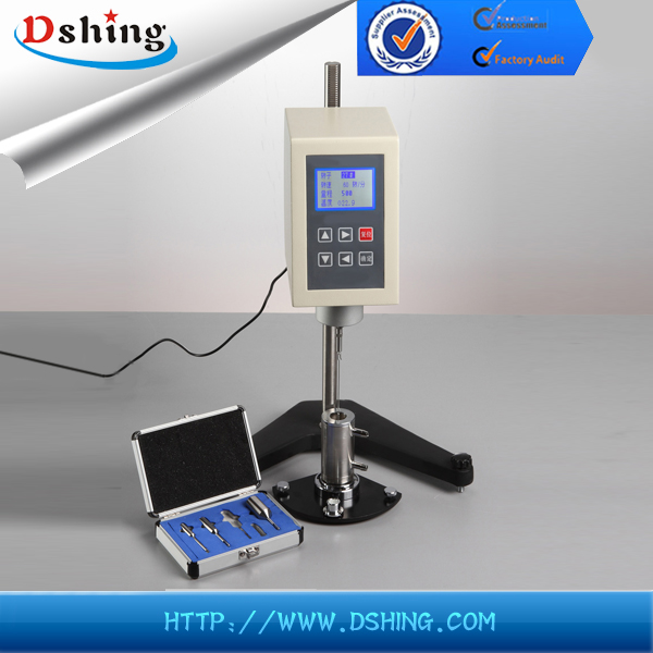 DSHJ-8S Digital Display Rotational Viscometer