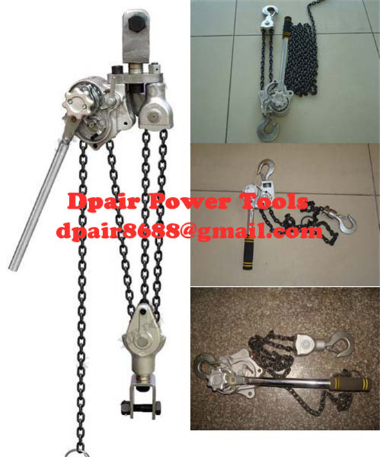 Best quality Ratchet Puller,Lever Block,Quotation 1.5 Ton Lever Block