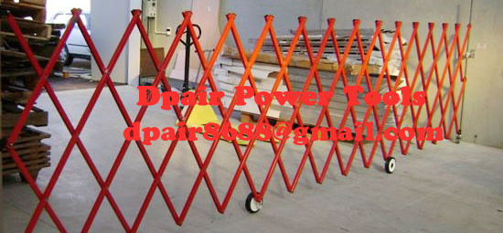 safety barriers,ground protection, fiberglass extension fence