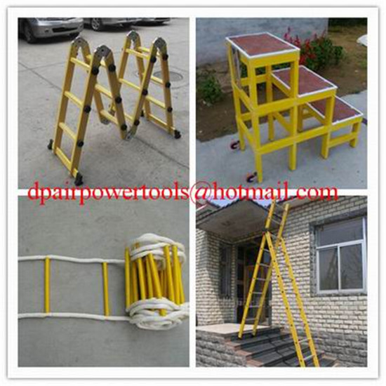 Telescopic ladder&Insulated ladder&flexible ladder