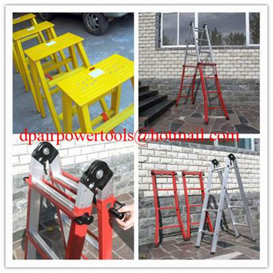 Life Safe ladder&fiberglass material&Insulation ladder