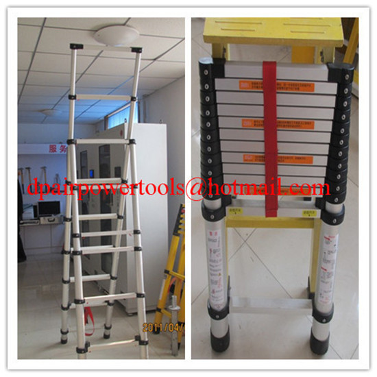 Aluminium ladder&household ladder,Aluminium Step ladder folding ladder