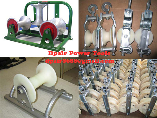 China Cable rollers,best factory Cable Guides,Rollers -Cabl