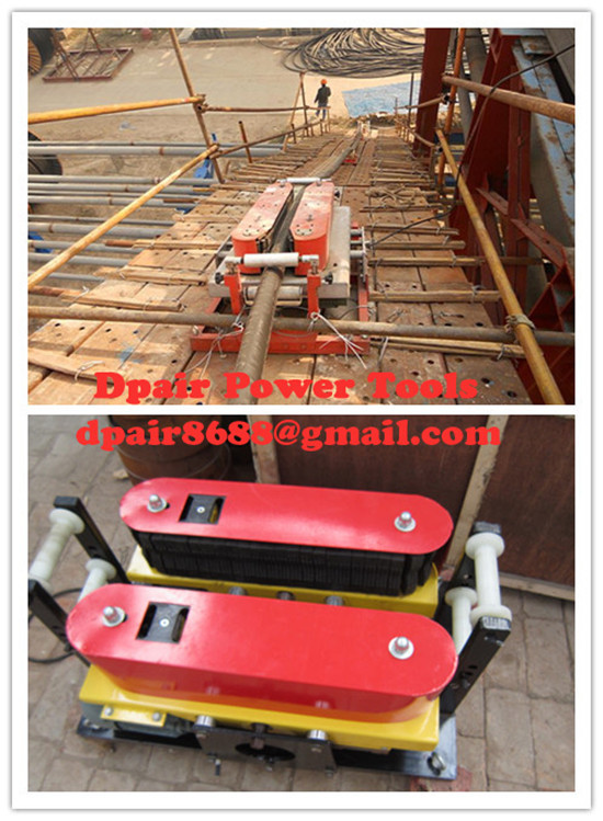 material Cable Laying Equipment,best price cable pusher,