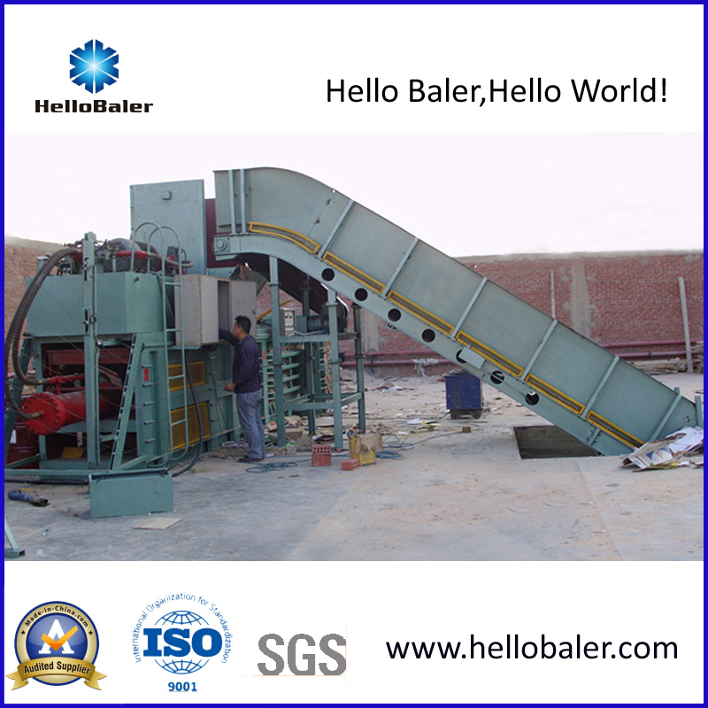 Hello Baler 10-14 Automatic Waste Paper Baler