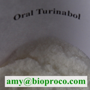 Oral turinabol (4-Chlorodehydromethyltestosterone)