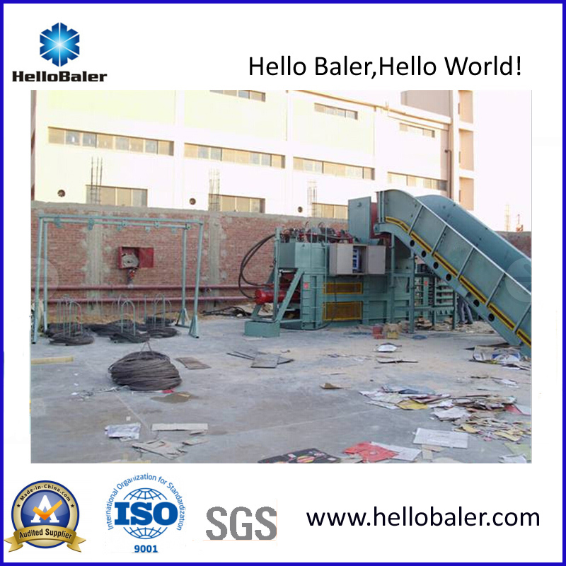 Hfa10-14 Automatic Waste Paper Baler