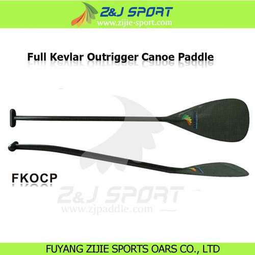 Kevlar Outrigger Paddle