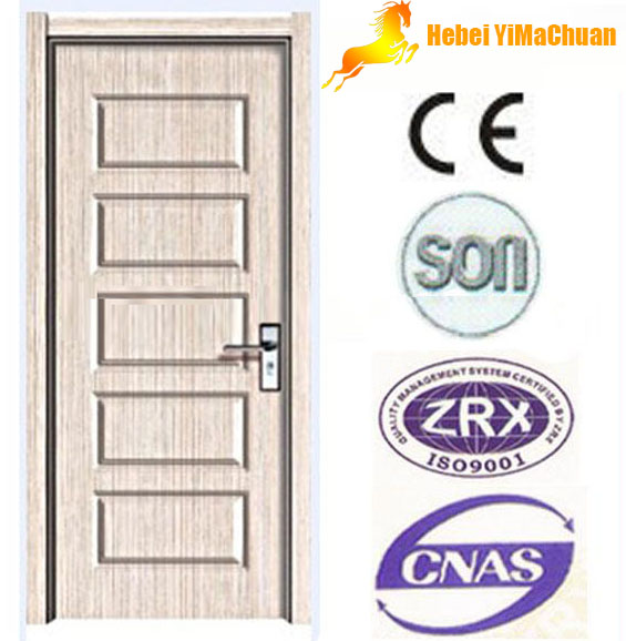 PVC interior door from Shijiazhuang,Hebei,China