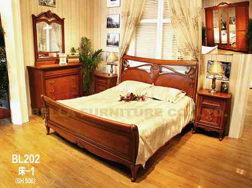 Bedroom Furniture  Bl202-1