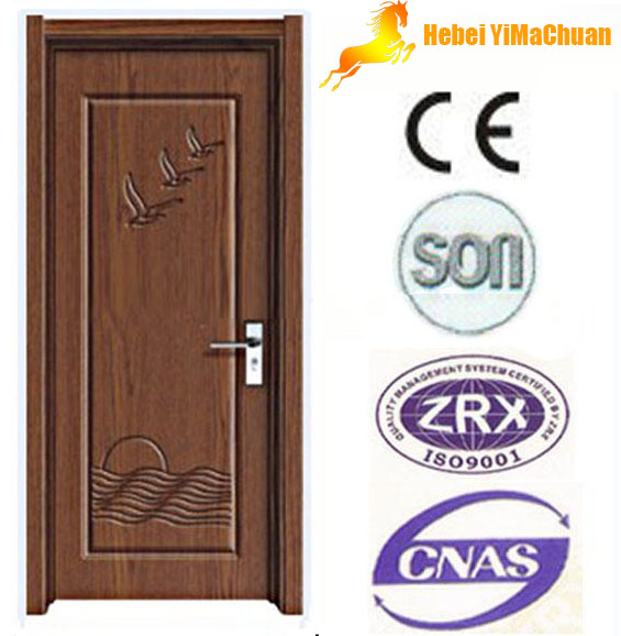 Solid wooden door new/latest design