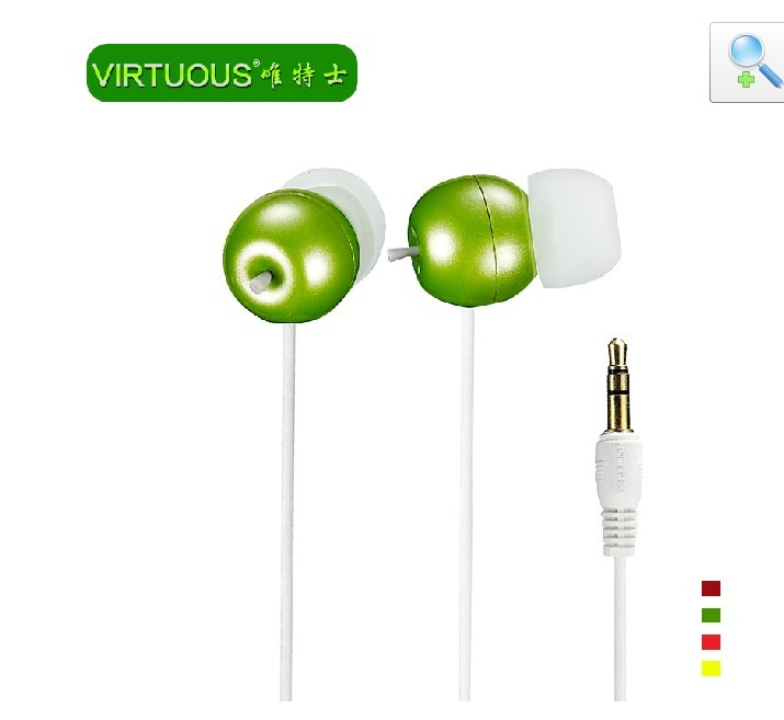 Heavy Bass Stereo Earphones for MP3,Computer