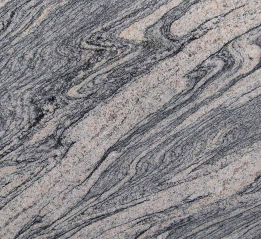 China Juparana Granite Slabs, White Wave Sand Big Slabs