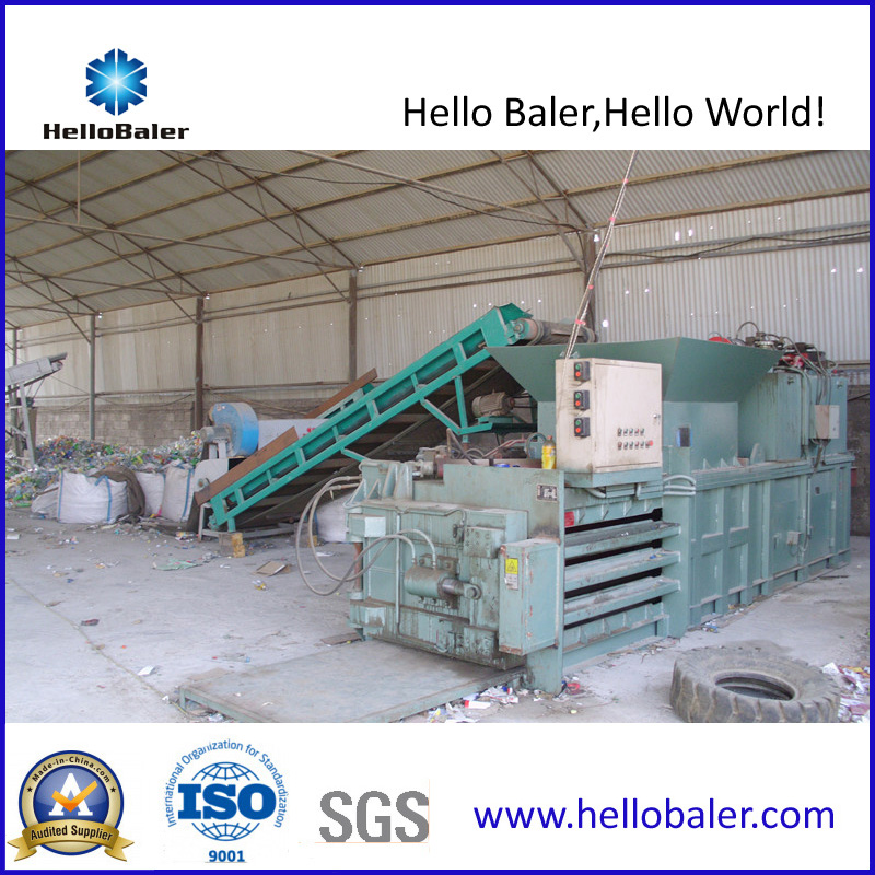 Closed Door Waste Paper Balers