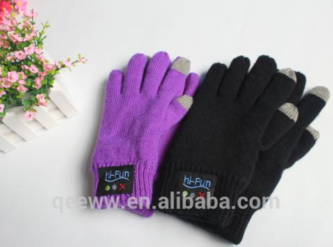 Bluetooth Talking Gloves