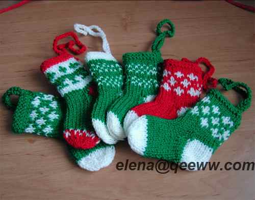Knitted Decorations