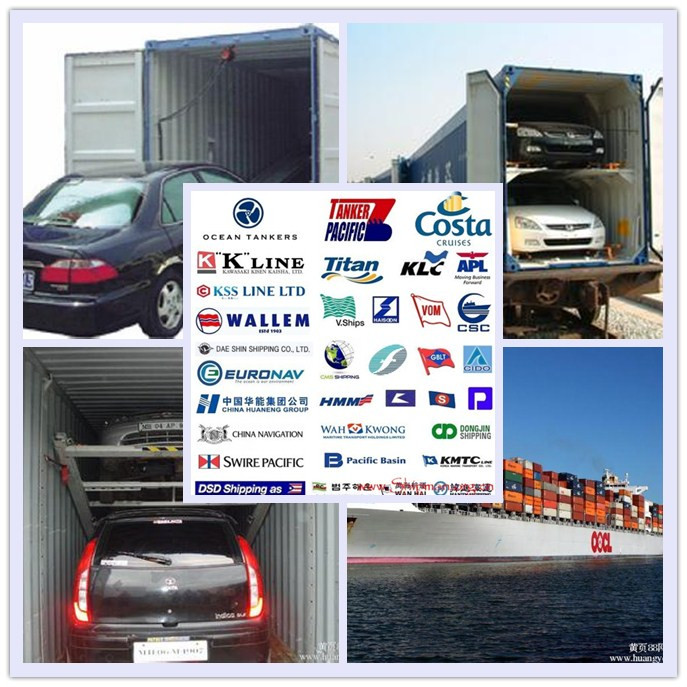 Reliable Shipping Services for Special Container from China to Asia