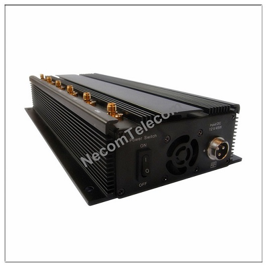 High Power 3G&4G Mobile Signal Jammer