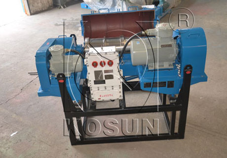 Decanter Centrifuge for Drilling Mud Solids Control