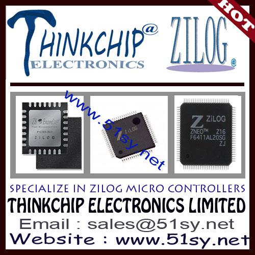 Z86E0412PEC - ZILOG – Best Price –THINKCHIP ELECTRONICS LIMITED