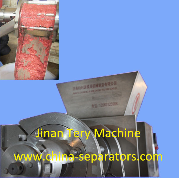 big capacity meat paste machine