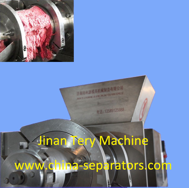 poultry deboning machine from China