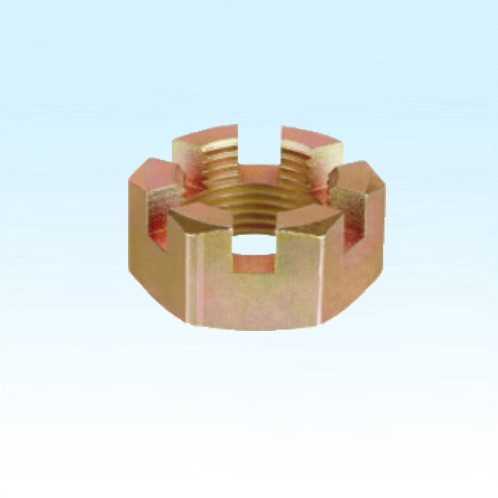 425 1312 Cotton Picker Hex Slotted Nut