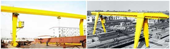 Manual Suspension Crane