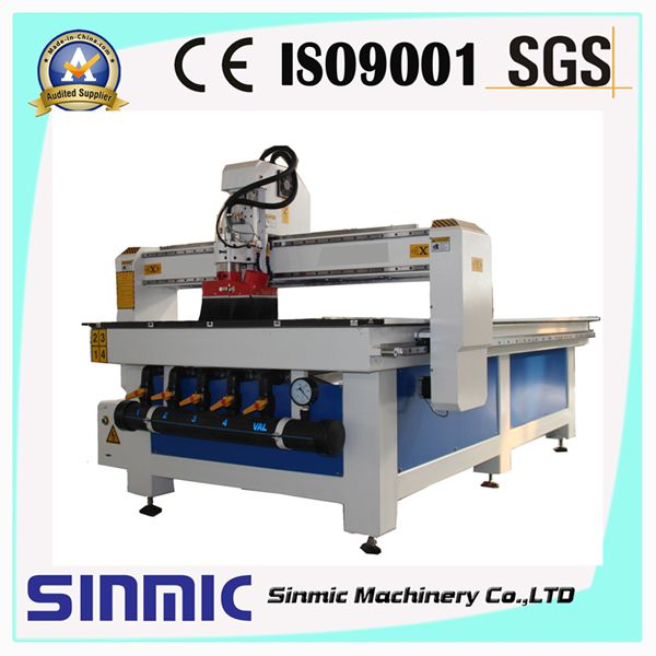 made in China CNC router machine with best price and high quality