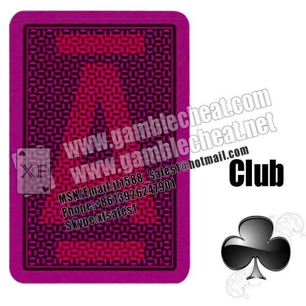 American A plus marked cards with invisible ink for contact lenses|poker cheat|perspective glasses