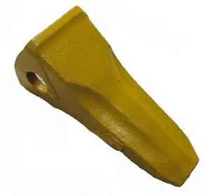 John Deere excavator attachment bucket teeth