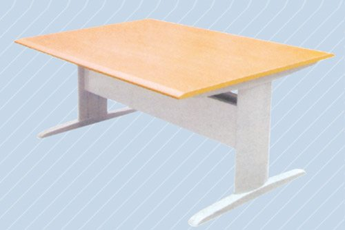 Steel-wood Reading Desk-1