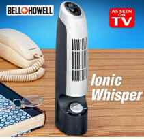 Ionic Whisper Air Purifier