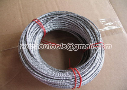 Steel Wire Rope, Rotation Resistant, Traction steel wire rope