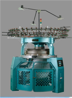 High Speed Inter-Rib Circular Knitting Machine