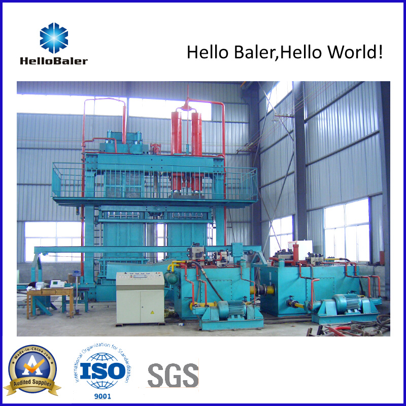 Hellobaler Hcot4 Automatic Horizontal Cotton Baler