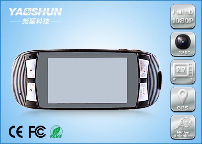Russian and Russian menu Manual 120 degrees car DVR Novatek 96,650 with gps module and HD-resolution