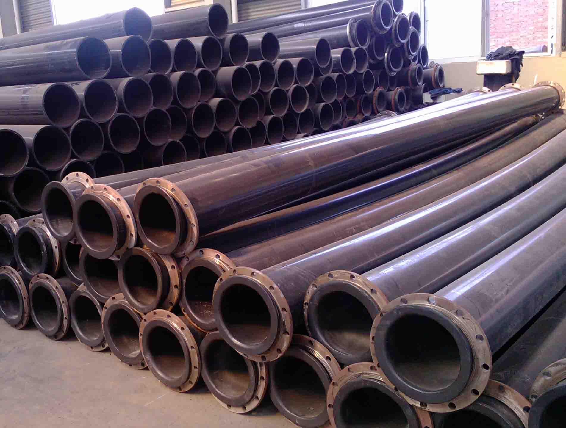 UHMWPE Sand Dredging Pipes