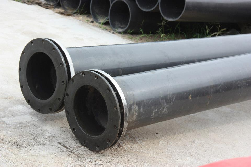UHMWPE Floating Dredging Pipeline