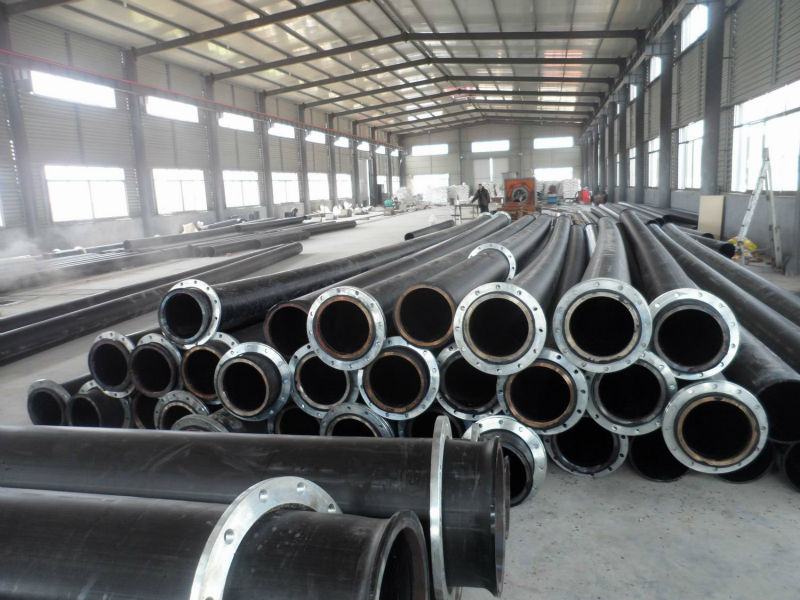 UHMWPE Sand and Gravel Dredging Pipeline