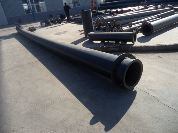 UHMWPE Coal Slurry Discharging Pipe