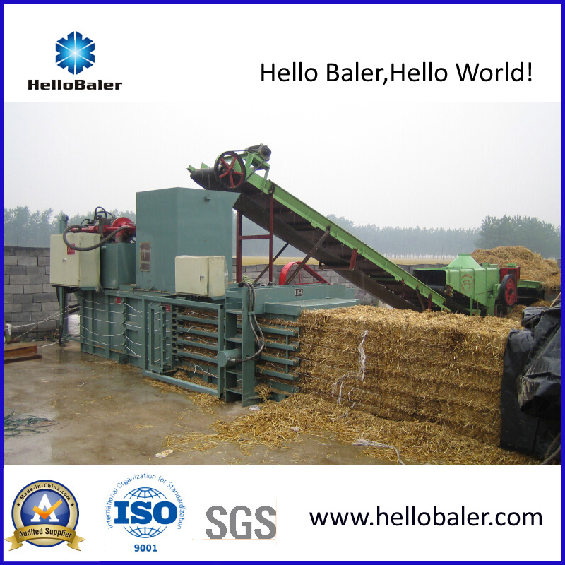 Hellobaler Hfst6-8 Automatic Straw High Presure Baler