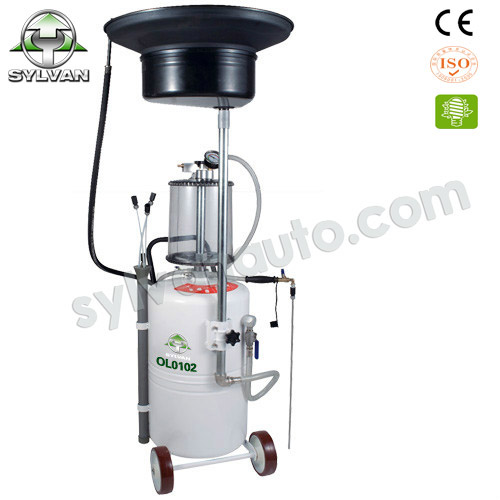OL0102  Collecting Oil Machine  (Pneumatic)