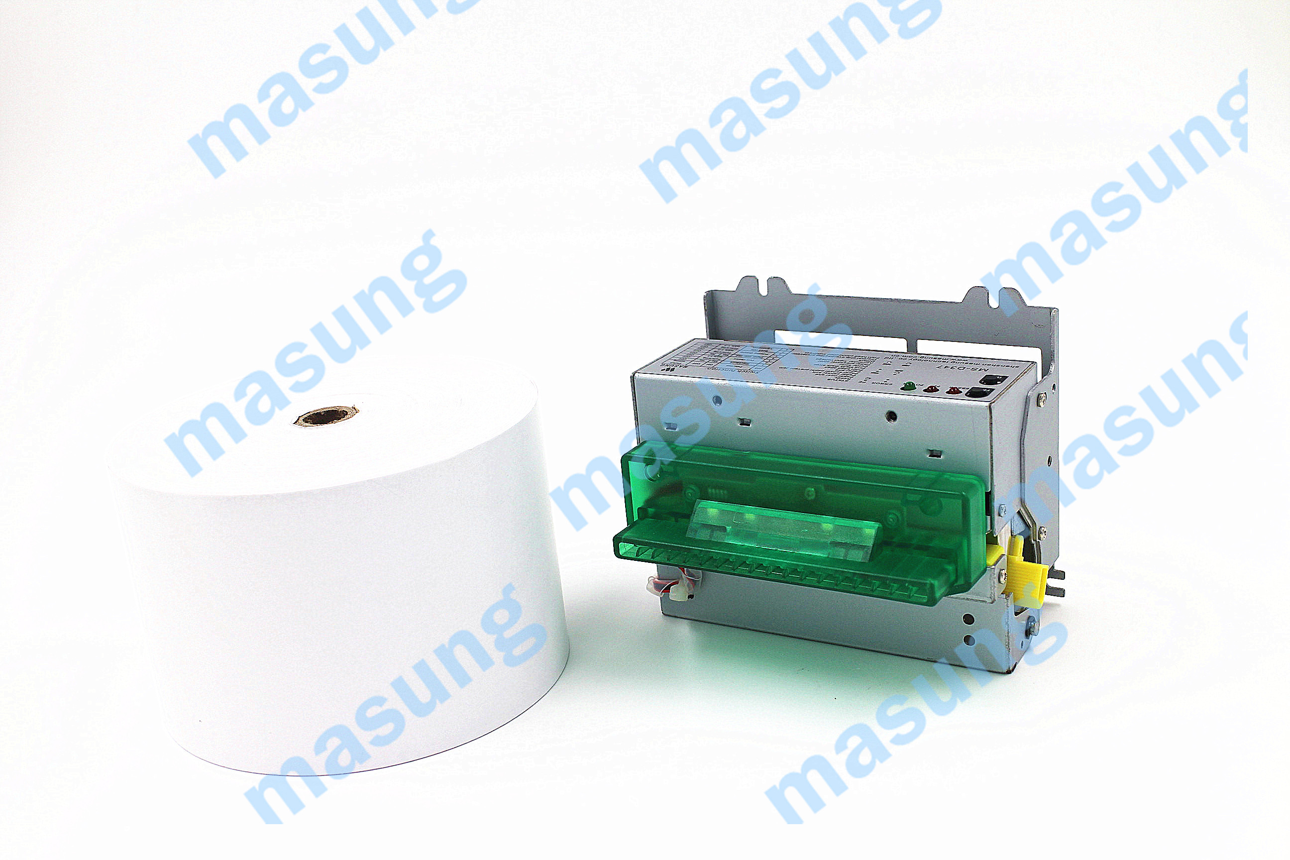 Brand-name Mechanism 3 Inch Thermal Printer With Anti-tear Off