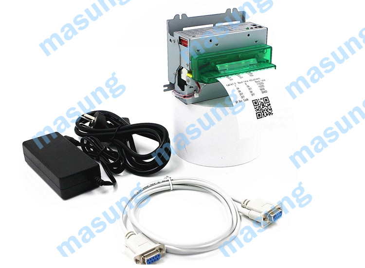 Anti-paper  Panel Mount Printers 24V With JamEpson Mechanism CAPD347