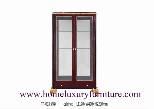 Win cabinet china cabinet storage cabinet wooden cabinet dining room furniture TP-003