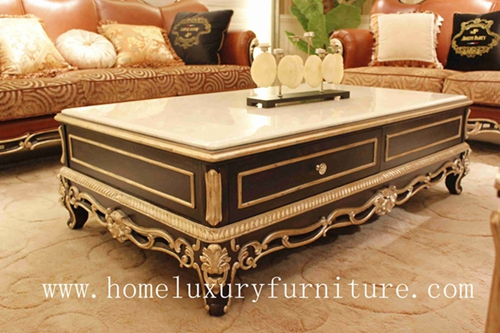 Antique Coffee table marble coffee table price china supplier hot sale new designe FC-109