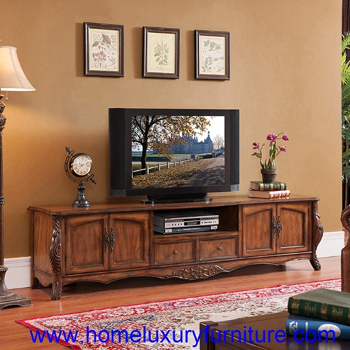 TV stands Wooden living room furniture TV cabinets wooden table JX-0964