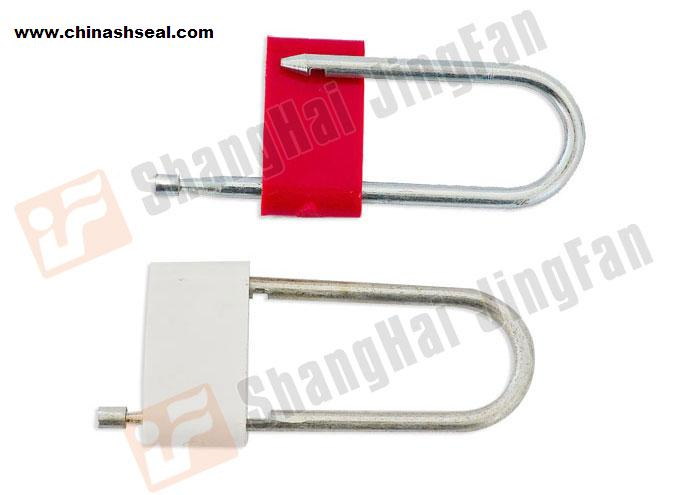 CHOCOLATE TYPE PADLOCK SECURITY SEAL JF007